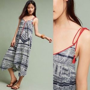 Akemi + Kin Anthropologie Print Handkerchief Dress